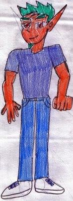 Max Krew by cartoonbuff