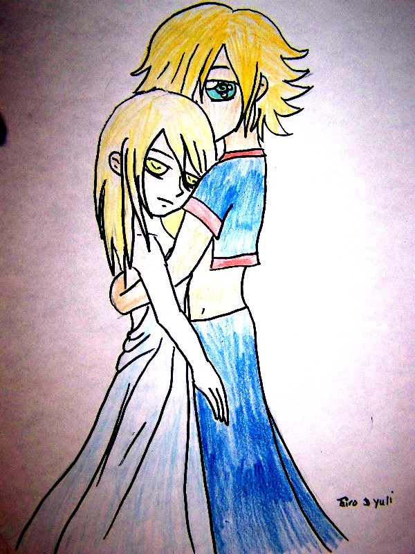 Yuli and Tairo by cassydiddles