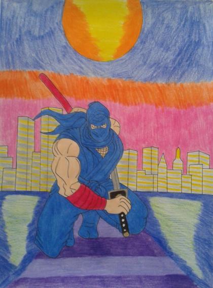 Ninja Gaiden II by cavaloalado