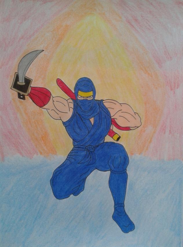 Ninja Gaiden III by cavaloalado