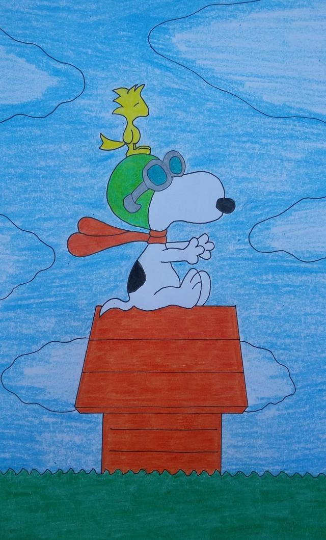 Snoopy by cavaloalado