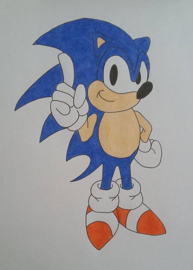 Sonic by cavaloalado