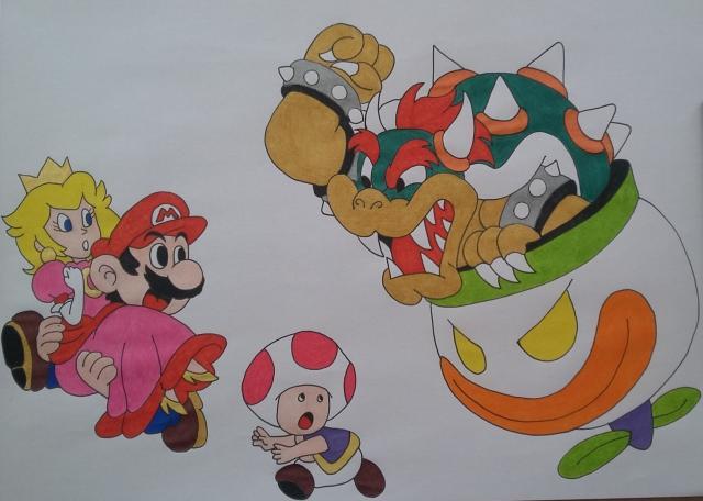 Mario Word by cavaloalado