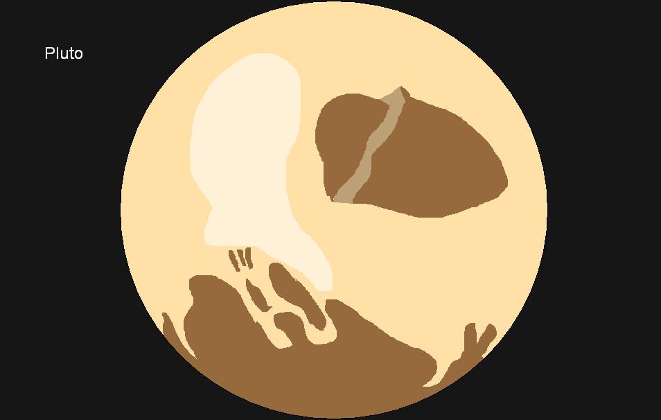 Pluto by chaelMi