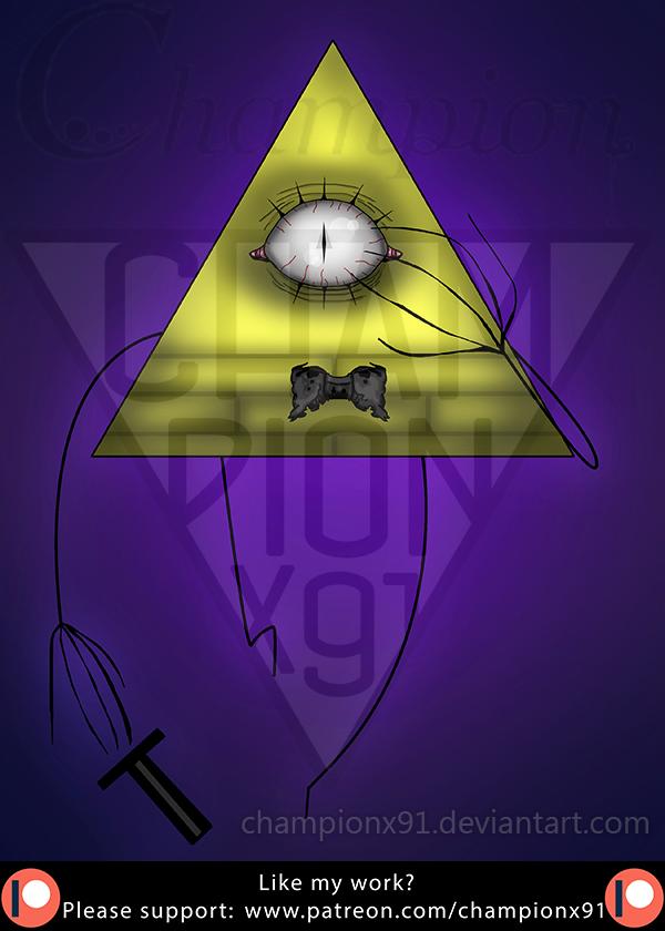 Gravity Falls - BILL by championx91