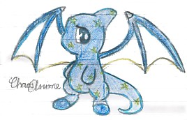 My neopet........well.........not exactly by chaos_anime