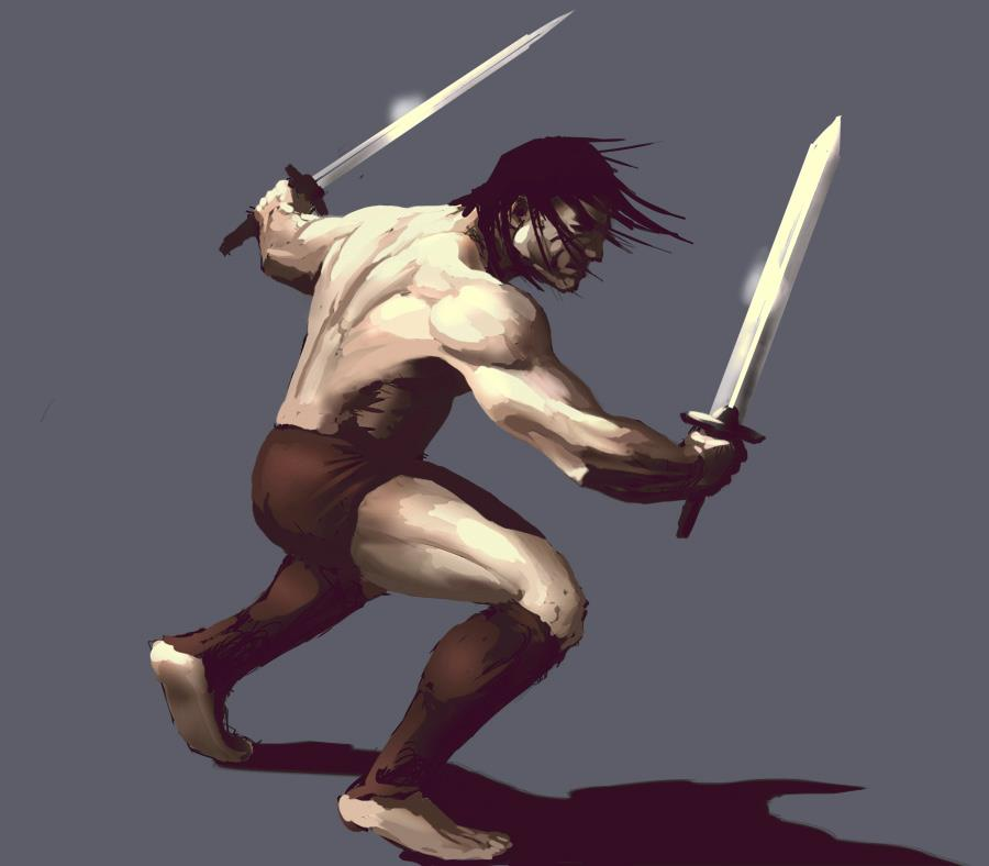 Barbarian by chevronlowery