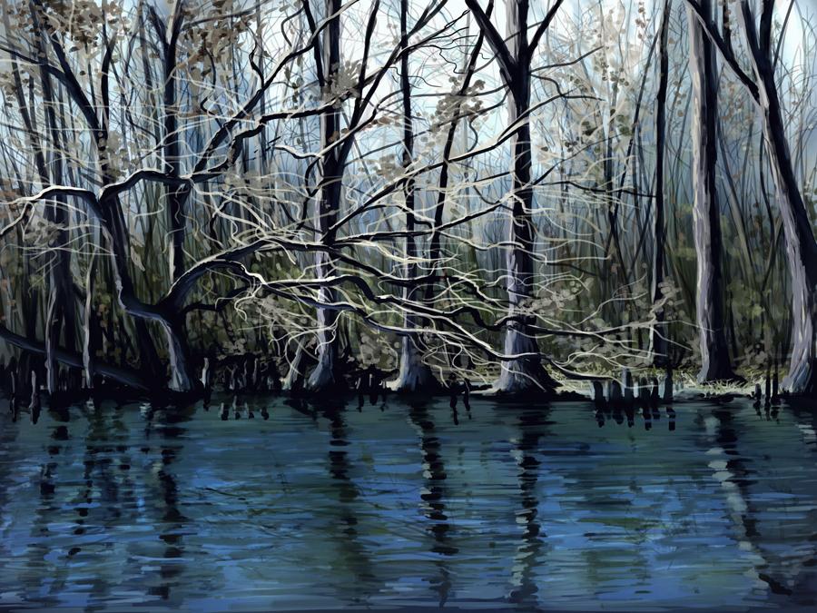 River by chevronlowery