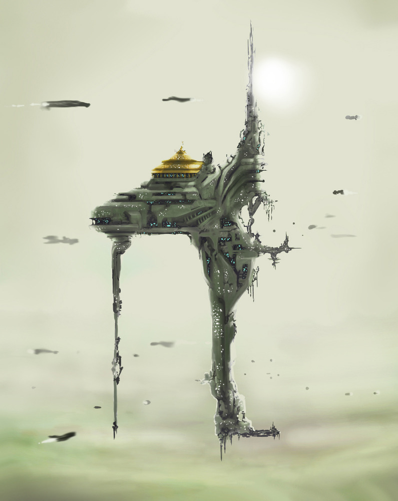 Venus Colony by chevronlowery