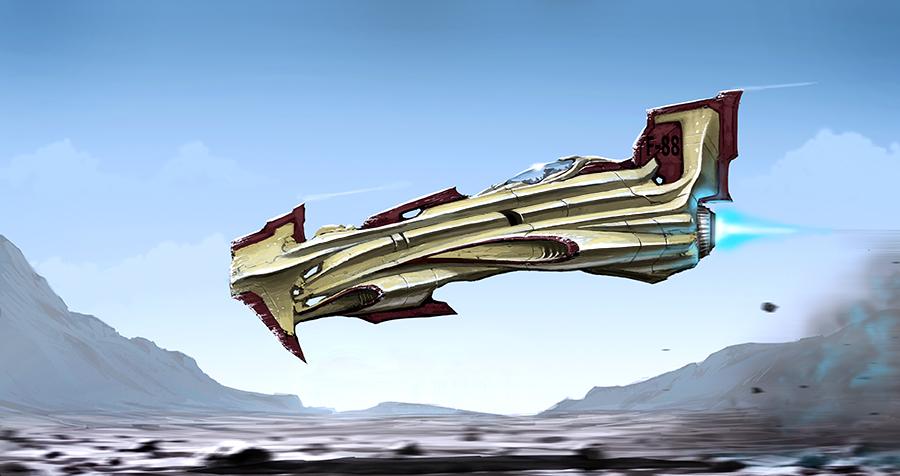 Speedster by chevronlowery
