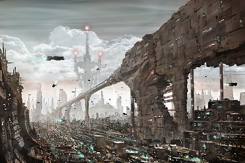 City by chevronlowery