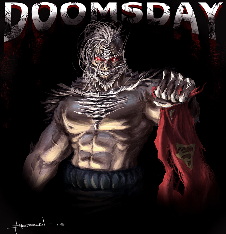 Doomsday by chevronlowery