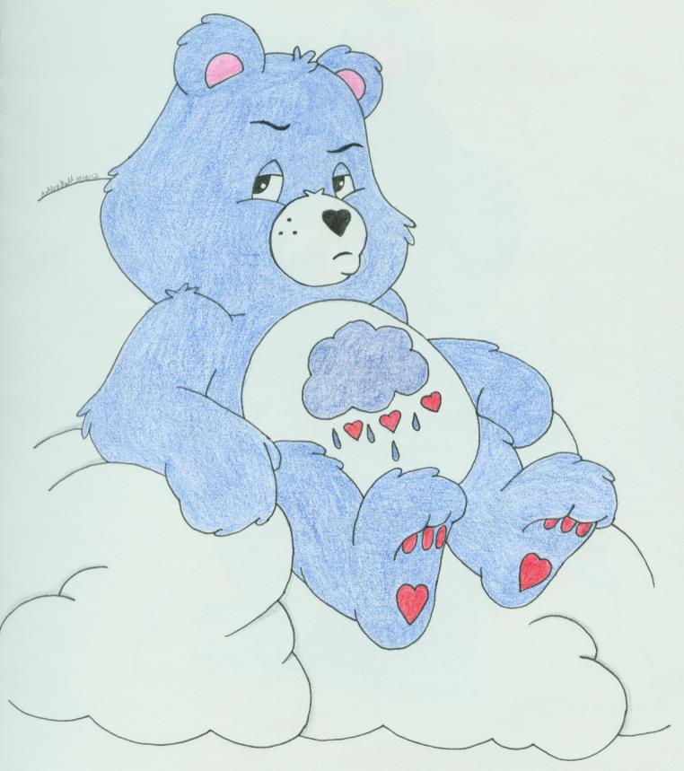 Grumpy Bear 2 by chibi_luna_chan