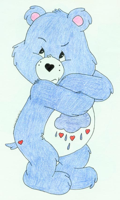 Grumpy Bear 4 by chibi_luna_chan