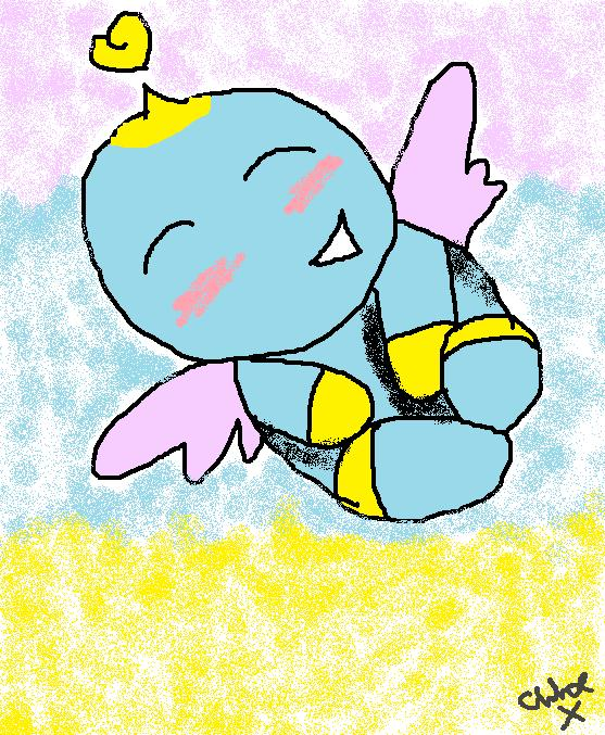 Cute Lil' chao by chloe