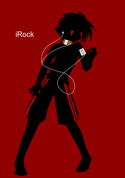 iRock by churajazzpants