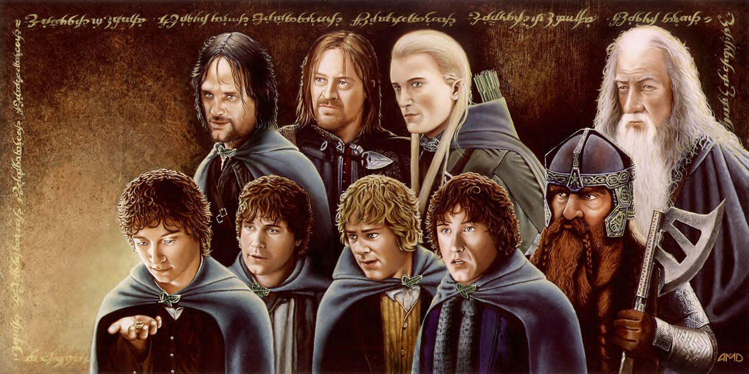 The Fellowship by cinemalad
