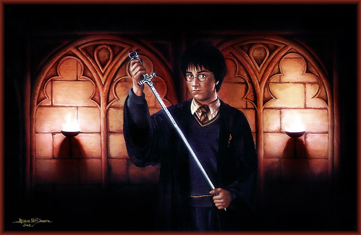 Harry Potter by cinemalad