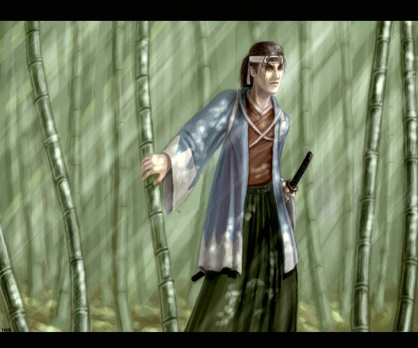 Shinsengumi Saitoh by clarion