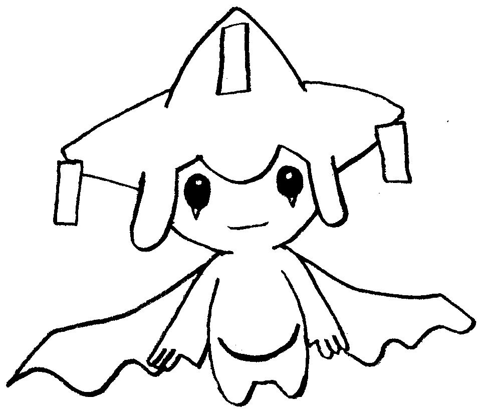 jirachi is so cute by cmart009