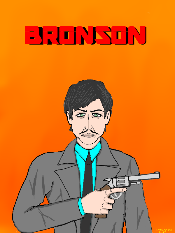 Bronson by colt91