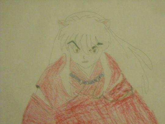inuyasha by cowgirldestiny96