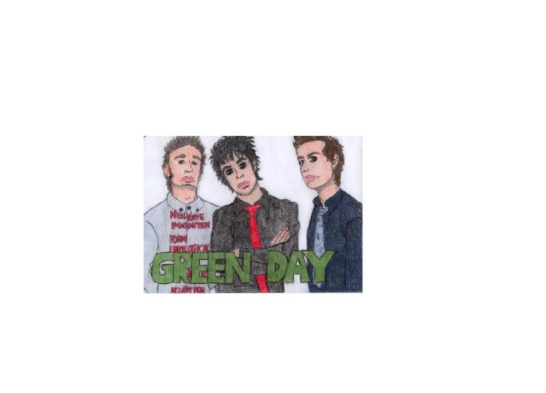 Green Day! by crazybasketcaseloonyfreak