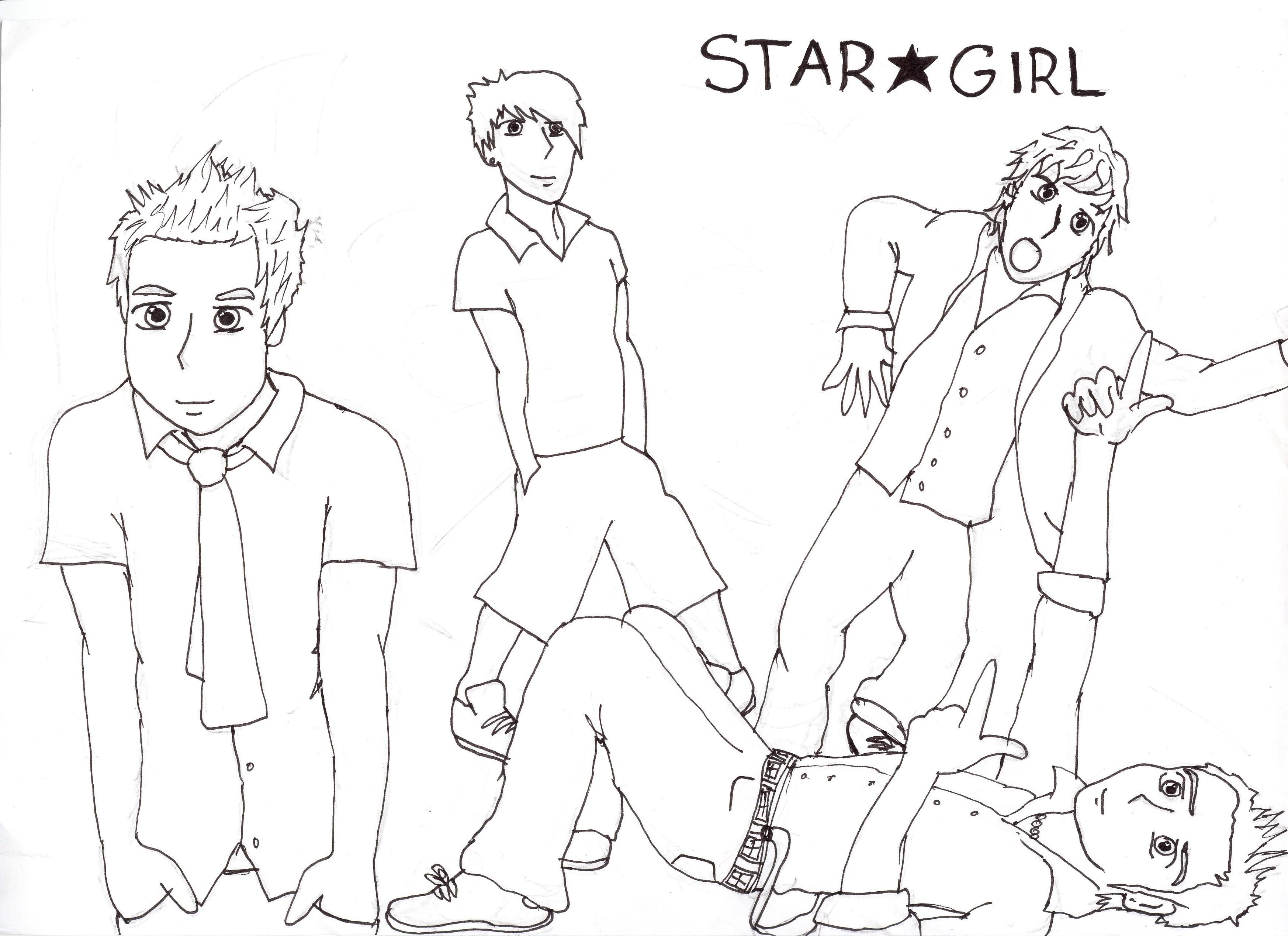 mcfly star girl by crazybasketcaseloonyfreak