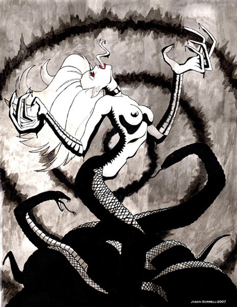 Lilith by creativeodditiesstudios