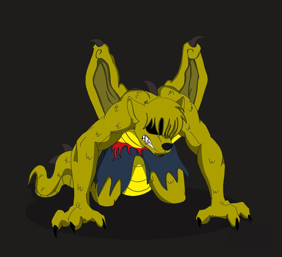 No! Not Again! by crocdragon89