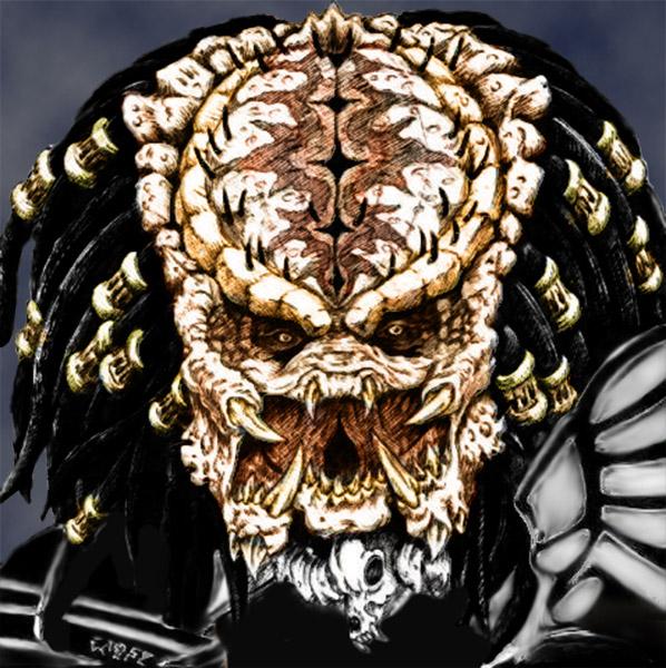 predator by crojon_phoenix