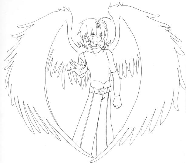 Manta's Wings by DG-sama