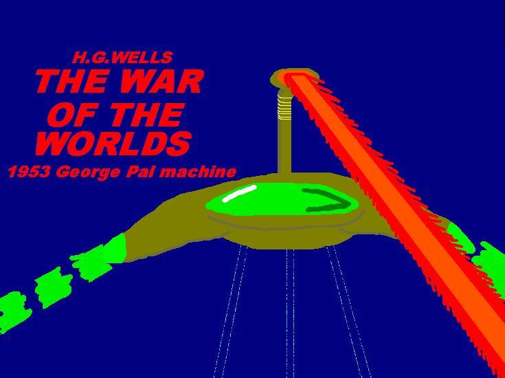 1953 war machine/tripod by DJande