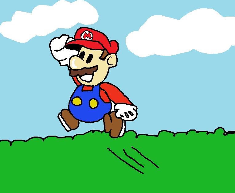 Mario by Da