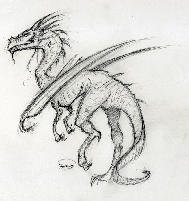 Dragon by Daennika