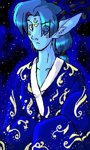 Kai-Jin anthro by Dagger