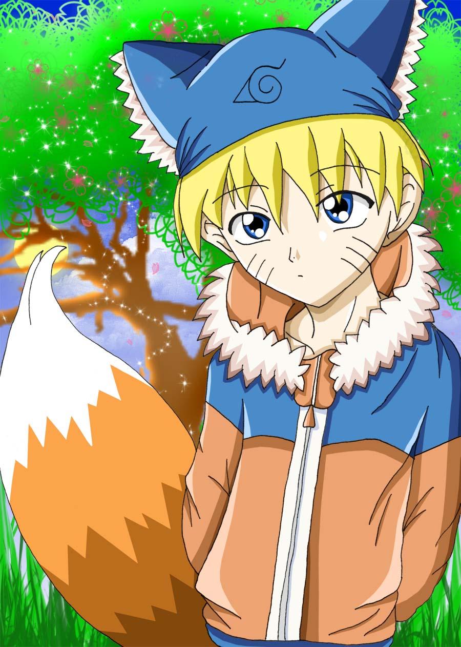 Uzumaki Naruto by Daisy