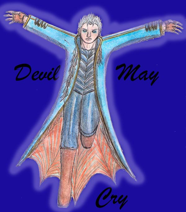Vergil Devil May Cry 3 by DanteVergilLoverAR