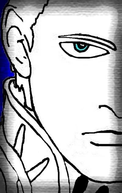 Half Vergil Portrait by DanteVergilLoverAR