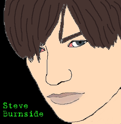 Steve Burnside Darkside Chronicles by DanteVergilLoverAR