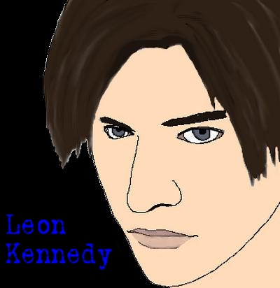 Leon S Kennedy RE: DSC by DanteVergilLoverAR