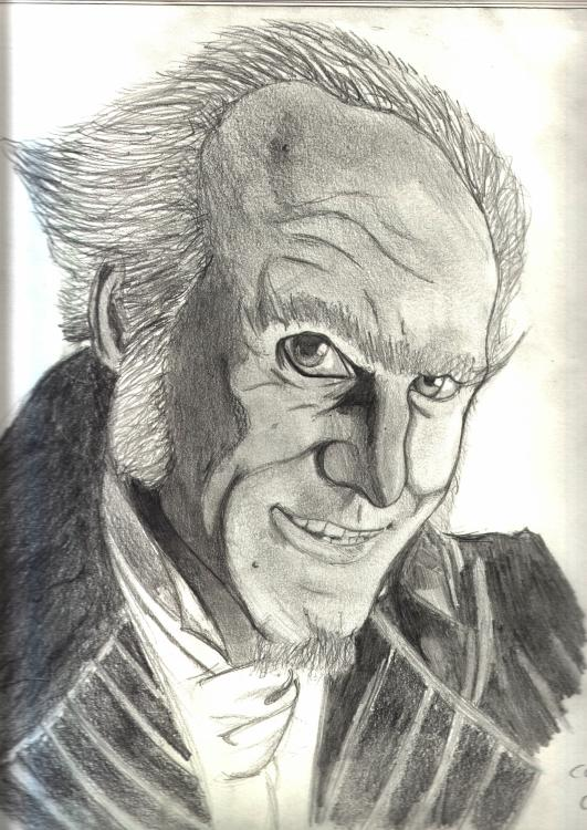 Count Olaf. by DareDevil