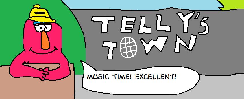 Telly's Town by Dariusman143