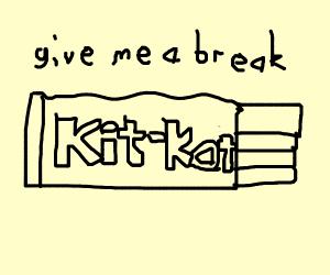 Kit-Kat Bar by Dariusman143
