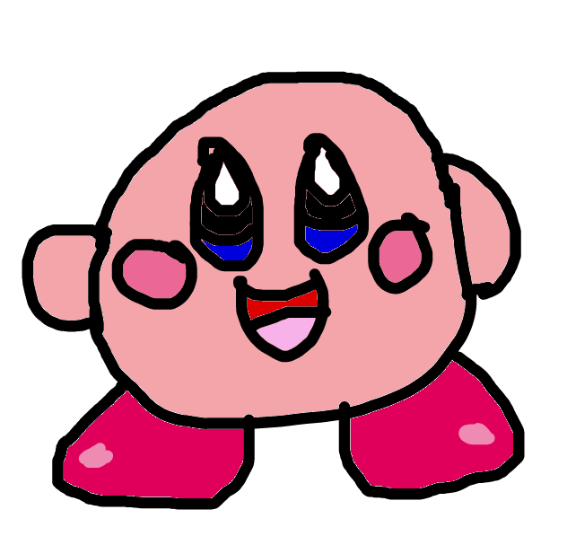 Kirby by Dariusman143