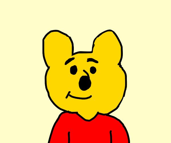 Winnie the Pooh by Dariusman143