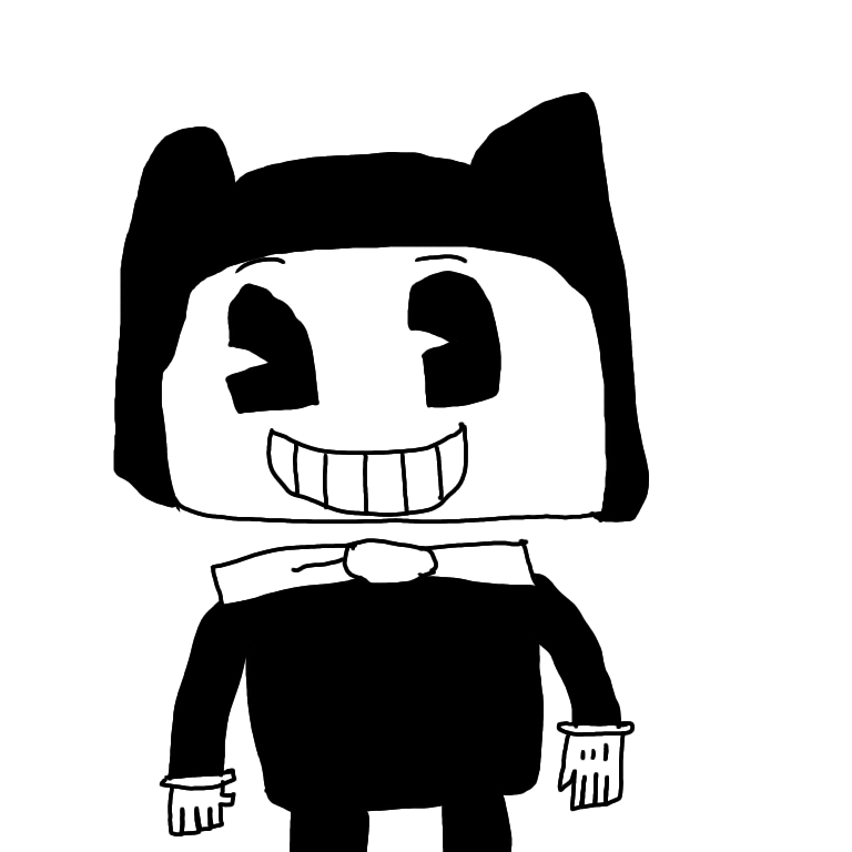 Bendy the Ink Demon by Dariusman143