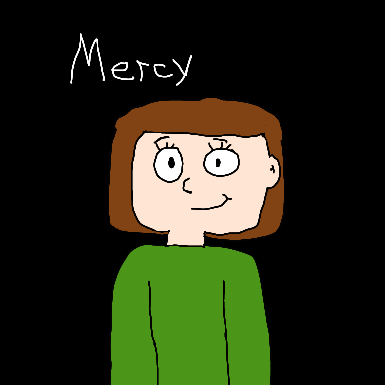 Mercy from Mercy's Meeting by Dariusman143