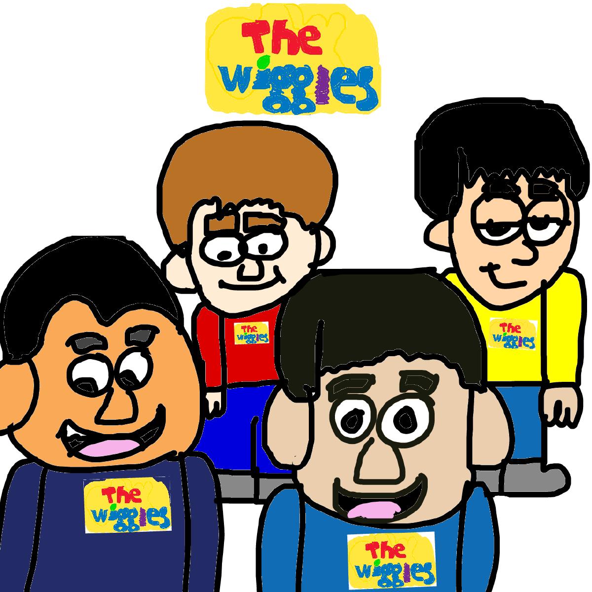The Wiggles by Dariusman143