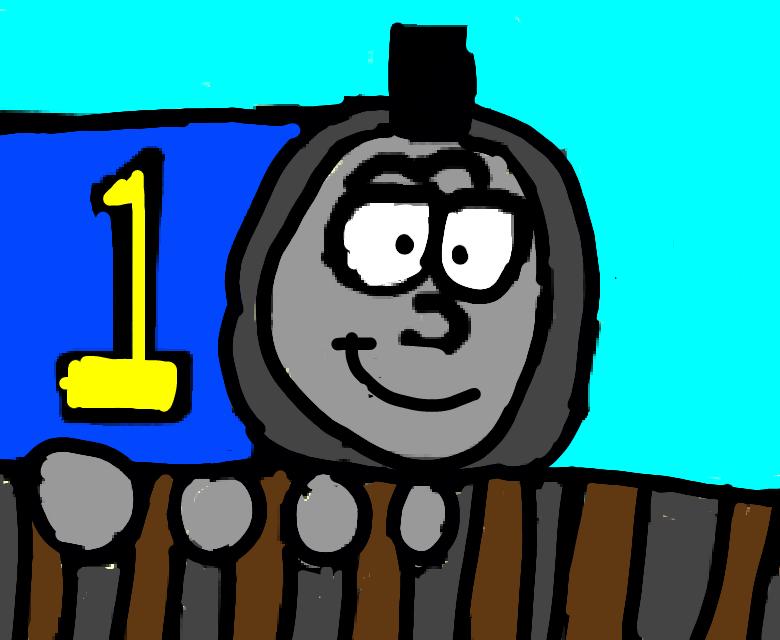 Thomas the Tank Engine by Dariusman143